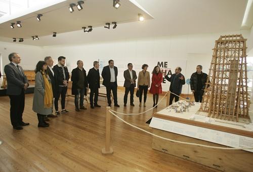 Fundação apoia exposição Mechane inaugurada em Coimbra