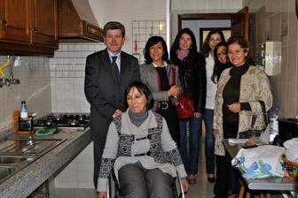 Projeto da FMAM apoia cidadãos de mobilidade reduzida