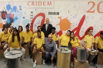 Fundação inaugura exposição CRIDEM 2018