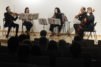 Lusitanae Ensemble em mais um concerto Culturaviva na Fundação