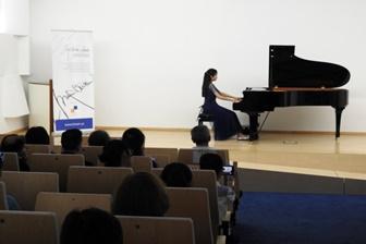 XXI edição do Concurso Internacional Santa Cecília (piano)