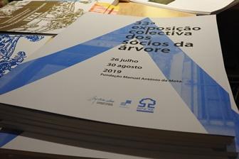 FMAM inaugura 33a exposição Colectiva dos Sócios da Árvore