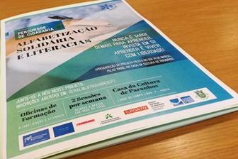 FMAM assina protocolo que promove alfabetização e literacia no Porto