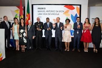FMAM lança 'Prémio Manuel António da Mota – Uma Vida em Angola'