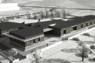 Fundação apoia construção Casa dos Marcos
