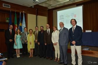 """Cátedra UNESCO de """"Geoparques, Desenvolvimento Regional Sustentado e Estilos de Vida Saudáveis"""""""