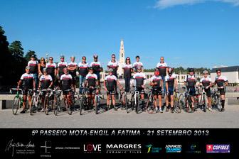 FMAM patrocina 5ª edição do passeio em bicicleta do Grupo Mota-Engil