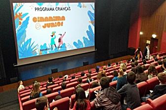 Cinanima Júnior – A festa do Cinema de animação juvenil