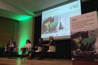 Fundação participa na Conferência Empreender 4560: Never too late to start again