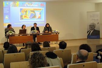 Apresentação do CRIDEM 2016 na Fundação Manuel António da Mota