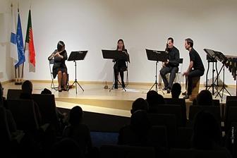 Programa Culturaviva acolheu Claustrus Ensemble