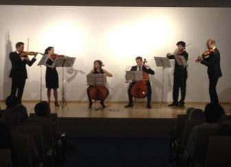 """""""Fado Revisitado"""" por Lusitanae Ensemble com casa cheia no Auditório da FMAM"""