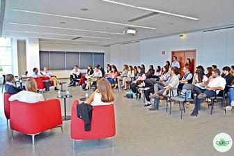 Fundação presente no +Talks da Associação CURA+