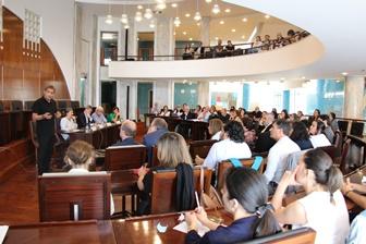 Empreendedorismo na Educação e na Inovação Social em debate