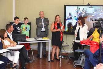 Fundação apoiou Projeto educativo inovador na Escola EB do Marão
