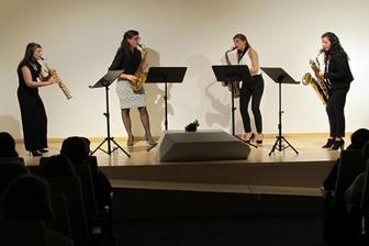 Elle Quartet no 2º concerto do Ciclo de Musica Culturaviva