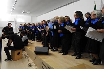 """Fundação e """"O Tecto"""" promovem encontro de coros seniores"""