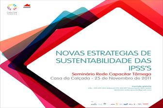 Novas estratégias de sustentabilidade das IPSS