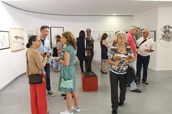 Fundação inaugurou XXXII Exposição Coletiva dos Sócios da Árvore
