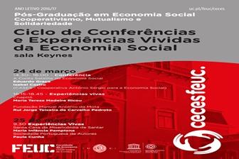 Fundação participa no ciclo de Conferências da Faculdade Economia da Universidade de Coimbra