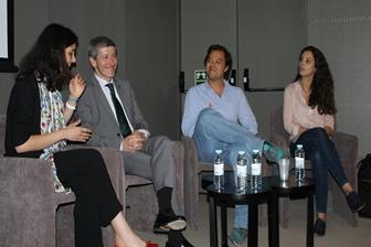 Fundação marca presença em evento da GEOfundos