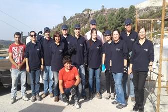 Fundação e Mota-Engil em ação de voluntariado