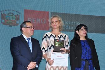 FMAM reconhecida pelo Ministério da Educação do Peru