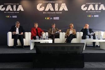 """Fundação na Conferência """"Gaia Inovação Social"""""""