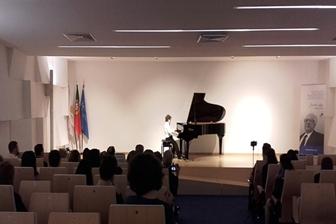 Concurso Internacional de Piano de Santa Cecília