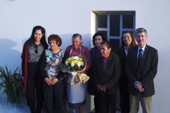 Fundação e Habitat realizam sonho de três irmãs em Amarante