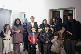 Fundação e Habitat for Humanity