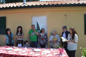 Habitat e Fundação fazem mais uma familia feliz