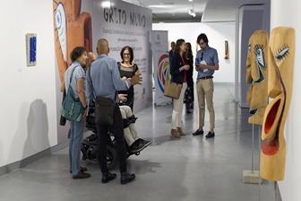 """Fundação inaugurou exposição """"Grito Mudo"""""""