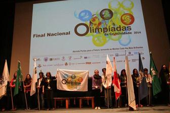 Porto recebeu a Final Nacional das Olimpíadas de CriAtividade