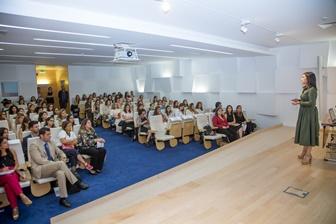 Seminário sobre Alimentação Escolar na Fundação Manuel António da Mota