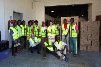FMAM e Mota-Engil África juntas em ação Solidária em Moçambique