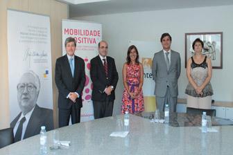 Protocolo celebrado entre FMAM e Mobilidade Positiva conta agora com a Fundação Montepio