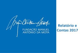 Fundação apresenta Relatório e Contas 2017