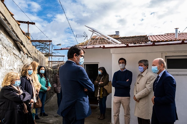 Fundação apoia reabilitação de casa em Ramalde (Porto)