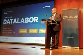 CoLABOR lança plataforma DataLABOR