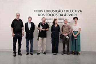 Fundação inaugura XXXIV Exposição Colectiva dos Sócios da Árvore
