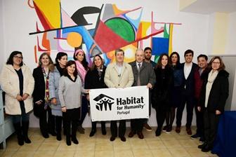 Inauguradas novas instalações da Habitat em Amarante