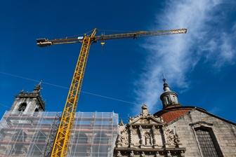 Reabilitação da Igreja e Claustro de Sao Gonçalo de Amarante