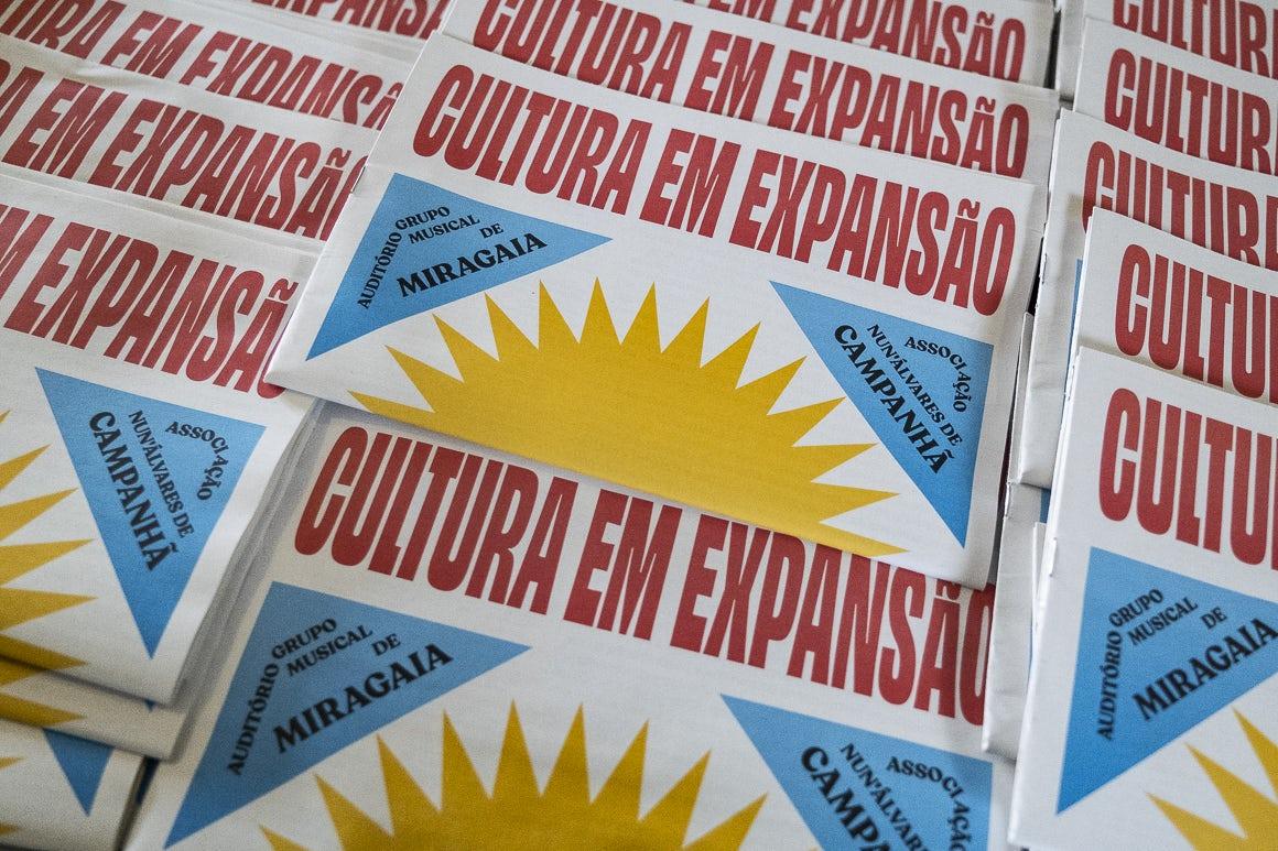 """Fundação e Mota-Engil renovam apoio ao programa """"Cultura em Expansão"""""""