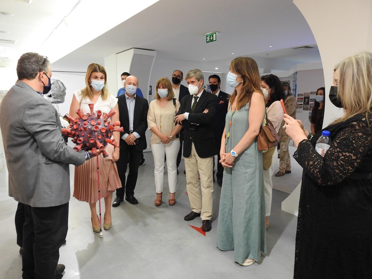 CRIDEM'20 – Governo presente na exposição
