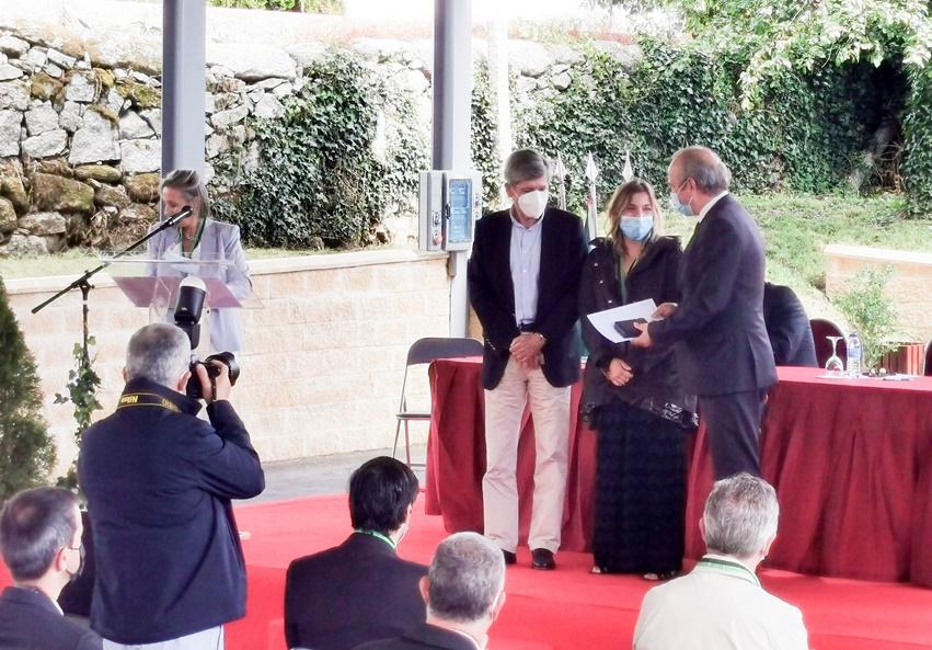 """Fundação  agraciada com a """"Medalha de Mérito"""" em Vila Pouca de Aguiar"""