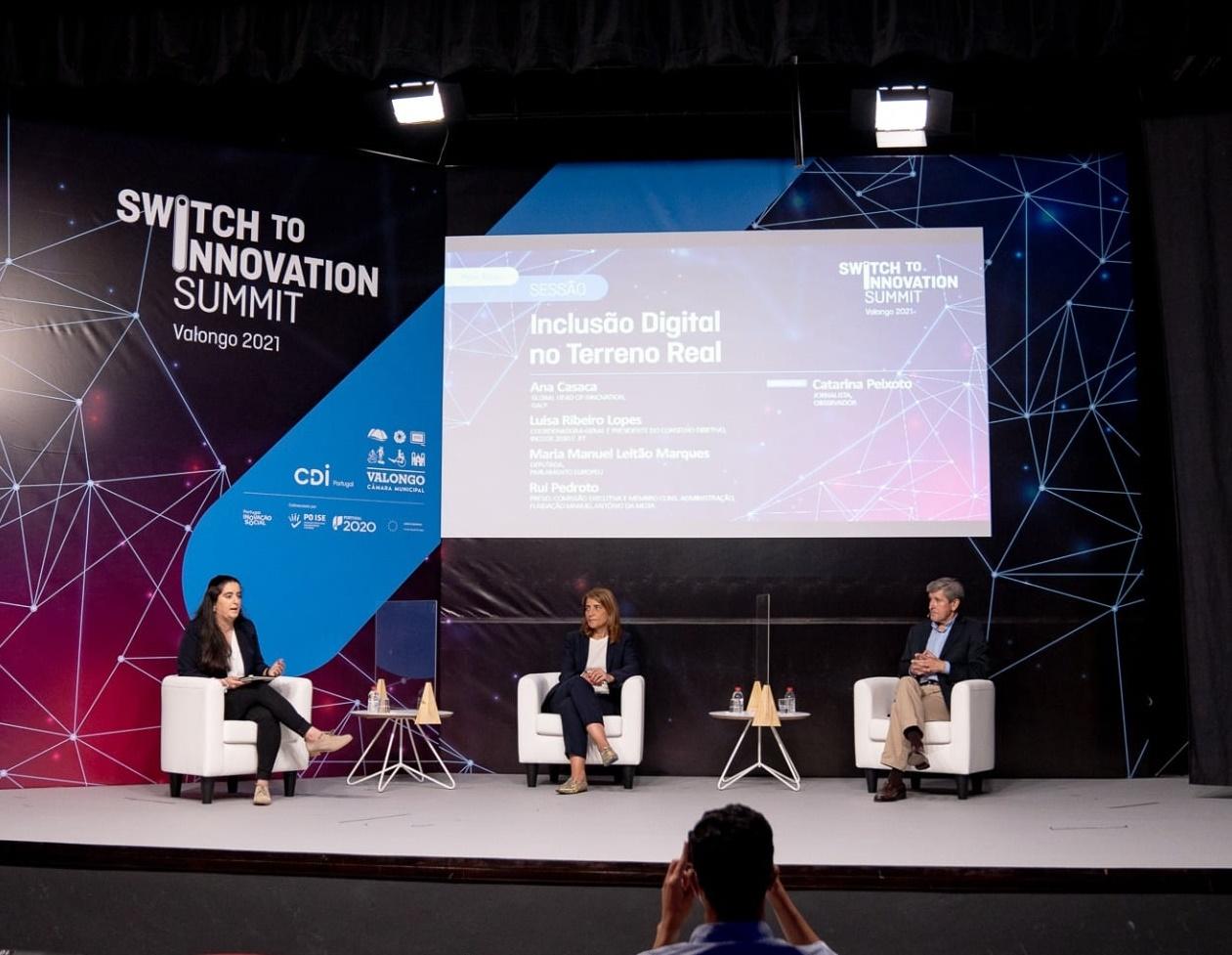 Switch to Innovation – primeira edição