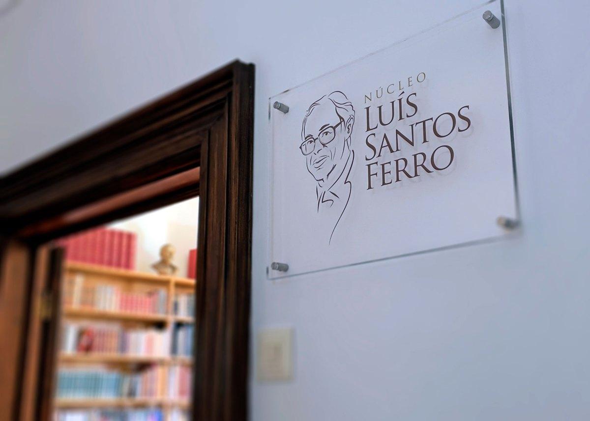 Fundação EÇA DE QUEIROZ inaugura Núcleo Luís Santos Ferro