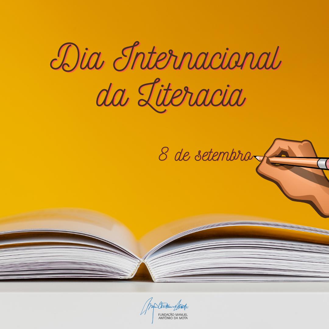 Dia Internacional da Literacia