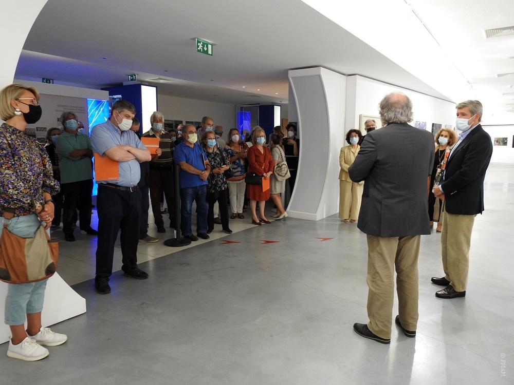 Fundação inaugura 35ª Exposição Colectiva dos Sócios da Árvore